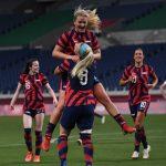 ฟุตบอลหญิงโอลิมปิก 2020