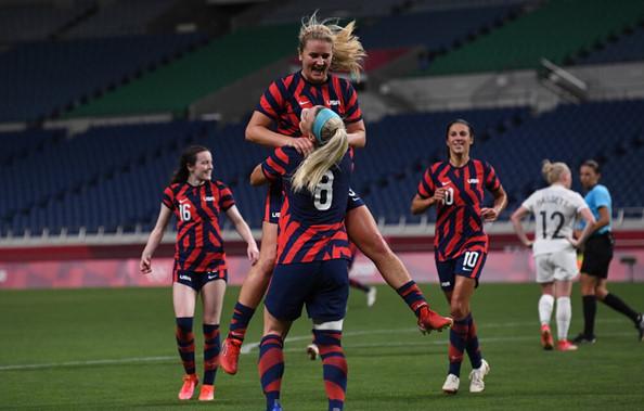 ฟุตบอลหญิงโอลิมปิก 2020 : เนเธอร์แลนด์ พบ สหรัฐอเมริกา